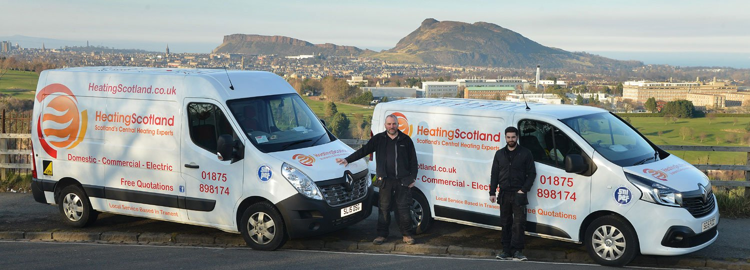 Central Heating Scotland